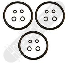 3 x Keg O-Ring Set Gasket Seal Rebuild Kit Fits Ball & Pin Lock Draft Beer Soda
