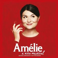 AMELIE A NEW MUSICAL Original Broadway Cast Recording CD BRAND NEW