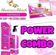 1 Navarro's Bleaching Whitening Lotion And 1 Navarro Bleaching Soap