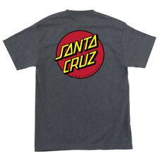 Santa Cruz Skateboards Classic Dot Men's Short Sleeve T-Shirt - X-Large