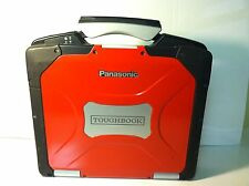 Panasonic Toughbook CF-30 - Win7 Pro /TouchScreen /240SSD HD /4 GB RAM/DVD RED