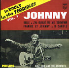 CD single: Johnny Hallyday: belle + 3 titres. universal. D1