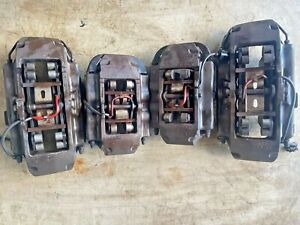 2007 2008 2009 AUDI Q7 3.6L- BREMBO BRAKE CALIPERS 18Z SET FRONT AND REAR ( X4)