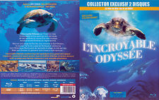 L'Incroyable Odyssée - Bluray + Dvd