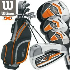 Wilson Right-Handed Regular Flex Golf Clubs
