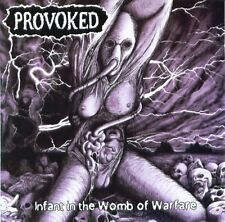 Provoked -  Infant In The Womb Of Warfare LP Profane Existence NEW