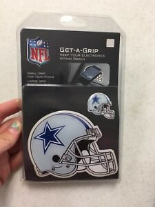 BRAND NEW DALLAS COWBOYS GET A GRIP CELL PHONE HOLDER FREE SHIPPING
