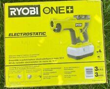 Ryobi One18v Cordless Handheld Electrostatic Sprayer Kit Psp02k