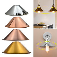 Vintage Metro Metal Retro Bedroom Kitchen Pendant Shade Modern Light Style Home
