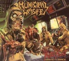 Municipal Waste - The Fatal Feast NEW CD