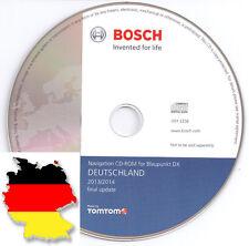 Teleatlas Blaupunkt Navigation CD Deutschland 2014 Volkswagen VW MCD MFD2 DX