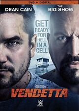 Vendetta (Dean Cain The Big Show WWE) Region 1 DVD New