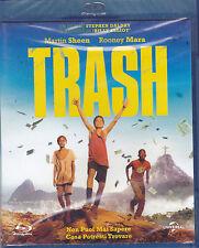 Blu-ray **TRASH** con Martin Sheen nuovo 2014