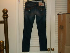 "EGOIST ICON JEANS ""SkinnySlim Lowrise Flappockets 28""Waist Blue GreatCondition!"