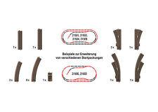 Trix 62900 C-Gleis Ergänzung Trix HO für Startpackungen Spur H0