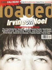LOADED  Magazine n° 33 - Janvier 1997 - Oasis - Un pavé de 252 pages !!!