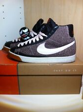 "2005 Nike Blazer Mid 73 ""Pink Tweed"" BLACK PINK WHITE VERMILLION RED sz 10.5 9"