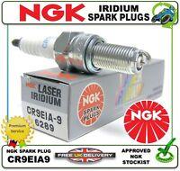 NEW IRIDIUM NGK SPARK PLUG CR9EIA9 (6289) PLUGS YAMAHA YZF-R1 R1 5PW 03