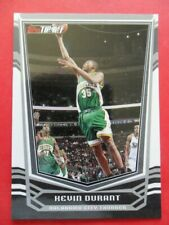 2008-09 Topps Tip Off Basketball #35 Kevin Durant *Seattle Supersonics Uniform!*