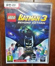 Batman 3: Beyond Gotham (PC DVD, 2014) *Requires Internet Connection*