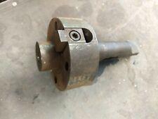 Mt5 Arbor Shell Face Millstub Milling Machine Flange Tool Holder 4