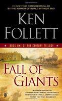 Complete Set Series - Lot of 3 Century Trilogy books by Ken Follett Fall Giants