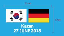 Korea Republic Vs Germany World Cup 2018 GROUP STAGE Korea Home match details