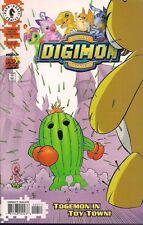 DIGIMON: DIGITAL MONSTERS #6 DARK HORSE COMICS