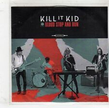 (GQ699) Kill It Kid, Blood Stop & Run - DJ CD