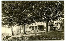 Pleasantville NY - BLODGETT HOME - Postcard