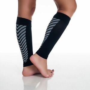 Remedy CompressionLeg Calf Sleeve Running Pain Relief Shin Splint Socks -1 Pair