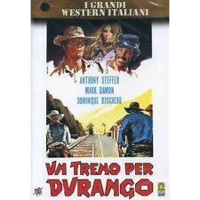 Dvd UN TRENO PER DURANGO ( I Grandi Western Italiani ) ......NUOVO