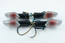 Front and rear indicators complete set of four suitable for Honda CBR 125 R 2013