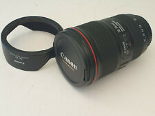 Canon EF 16-35mm F/4 L IS USM Lens Excellent Condition