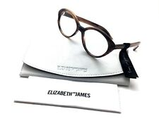 Elizabeth & James Grace Brown 53 17 145 EJO 1142 BR01 eyeglasses frame