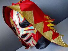 PARKA WRESTLING MASK LUCHADOR COSTUME WRESTLER LUCHA LIBRE MEXICAN MASKE