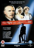 The Night We Called It A Day [DVD][Region 2]