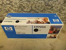 Print cartridge GENUINE HP 1500 2500 BLACK for color laserjet 9700A