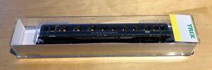 """Minitrix 15739-15, Schnellzugwagen """"Rheingold"""" 1., 2. und 3. Klasse, der DB"""