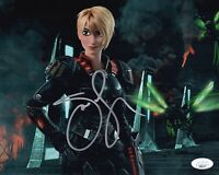 JANE LYNCH Signed 8X10 WRECK IT RALPH Calhoun Photo IN PERSON Autograph JSA COA