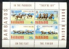 BARBADOS #315a, Mint Never Hinged, Souvenir sheet, Scott $3.50