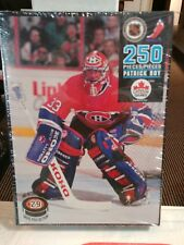 Patrick Roy 250 pc Puze Montreal Canadiens Factory Sealed
