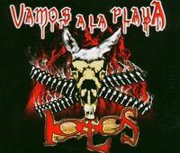 Los Los Vamos a la playa (2005; 2 tracks) [Maxi-CD]
