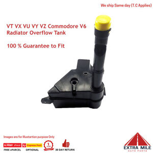 Radiator Overflow Bottle Coolant Header Tank For Holden Commodore VT VX VU VY VZ