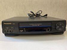 New listing Panasonic Omnivision Pv-9451 4 Head Hi-Fi Vcr Vhs Player Tested 🔥