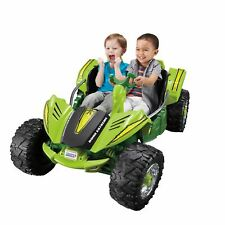 12V Power Wheels Dune Racer Extreme Battery-Powered Ride On Toy