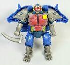 TRANSFORMERS Beast Wars MAXIMAL RHINOX Transmetals COMPLETE Figure Toy