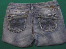 SILVER womens Jeans tag SZ 28 measured 31 W  31 L Aiko Bootcut