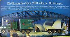 Bitburger no. 07 - Ford 9000 Sz - Olympics 2000 - KW (OVP)