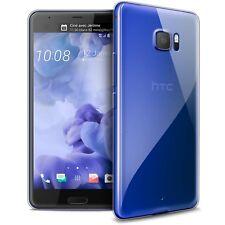 Coque Pour HTC U ULTRA Crystal Souple TPU Gel Transparent Extra Fin 1mm